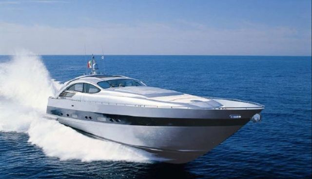 Baby Carcharias Charter Yacht - 2