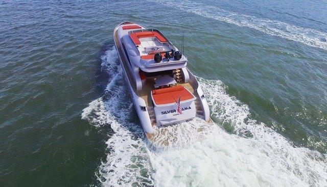 Silver Mama Charter Yacht - 5