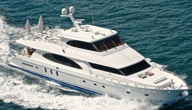 Bamboleo Charter Yacht