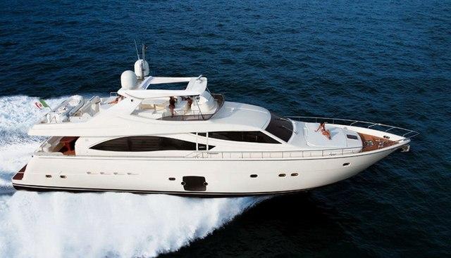 Cipriana Charter Yacht