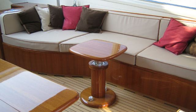 Kiluanje Charter Yacht - 4