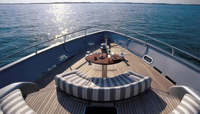 Shenu Charter Yacht - 4