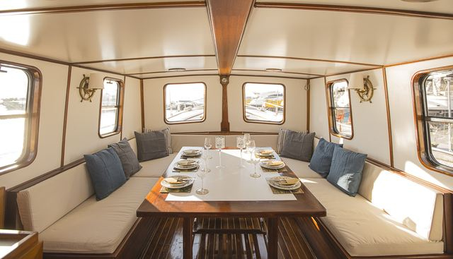 Cosmos Charter Yacht - 8
