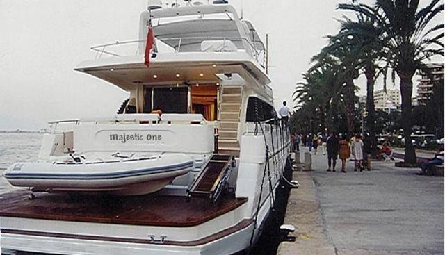 Majestic One Charter Yacht - 4
