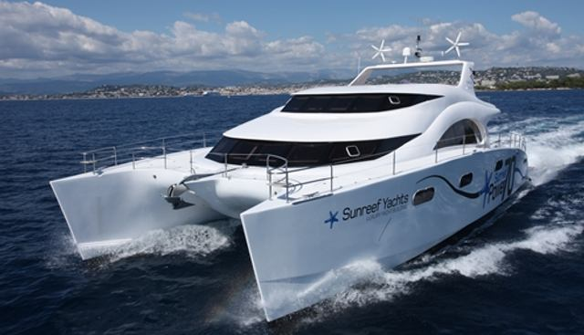 Jambo Charter Yacht