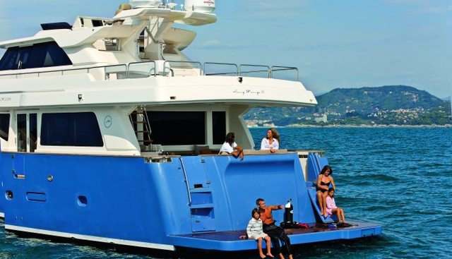 L For Life Charter Yacht - 4