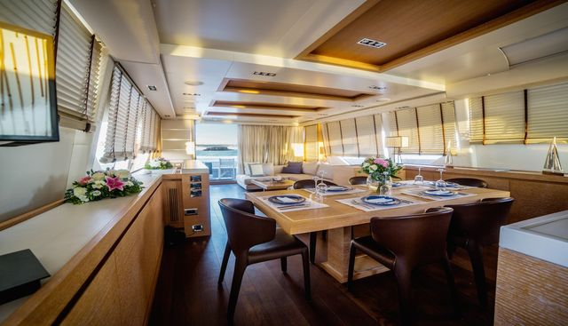 Eleven I Charter Yacht - 8