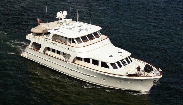 Libert-Y Charter Yacht
