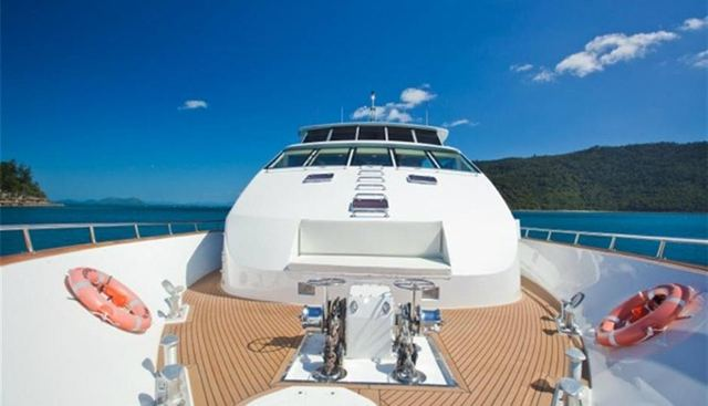 Corroboree Charter Yacht - 2