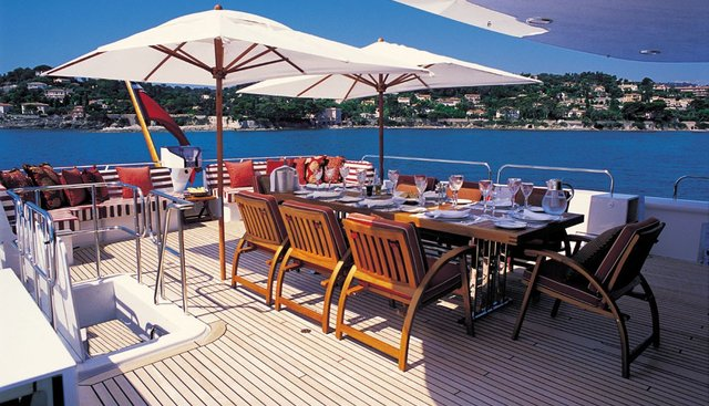 Astra Ultima Charter Yacht - 3