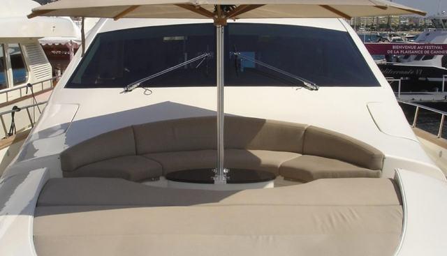 Mega Charter Yacht