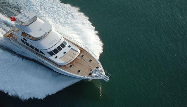 Seya Charter Yacht - 5