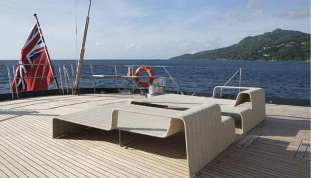 Red Dragon Charter Yacht - 6