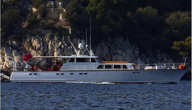 Ciutadella Charter Yacht