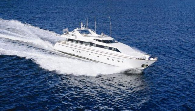 AK Charter Yacht