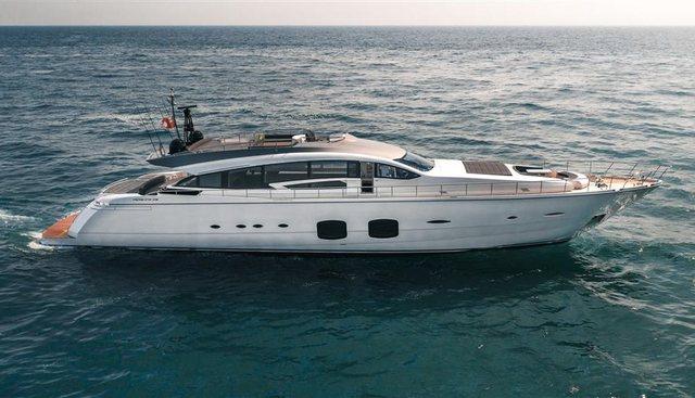 Naav Charter Yacht