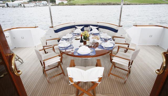 Skyetyme Charter Yacht - 8