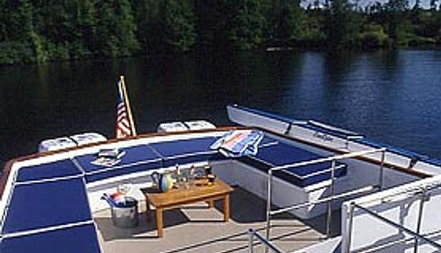 Katania Charter Yacht - 2