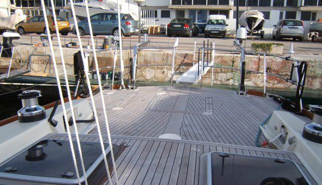 Adjutor Charter Yacht - 3