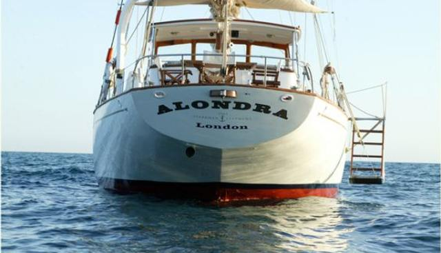 Alondra Charter Yacht - 3