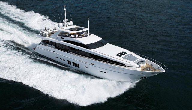 Antheya II Charter Yacht