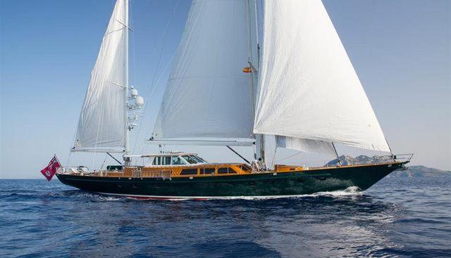 Keewaydin Charter Yacht - 3