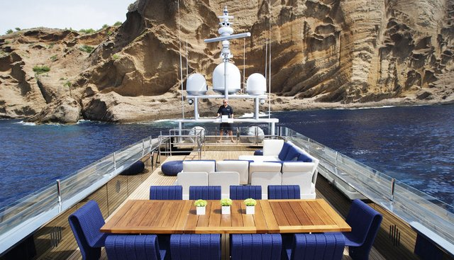 Blade Charter Yacht - 5