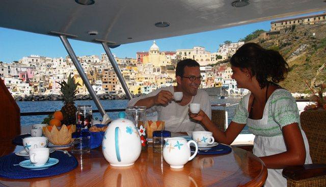 Nafisa Charter Yacht - 8