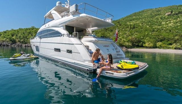 LARIMAR II Charter Yacht - 7