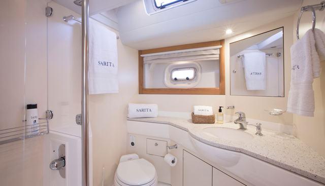 Sarita of Iken Charter Yacht - 8