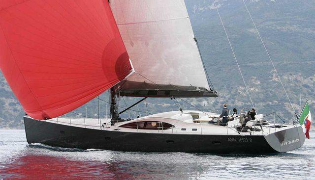 Wizard Charter Yacht