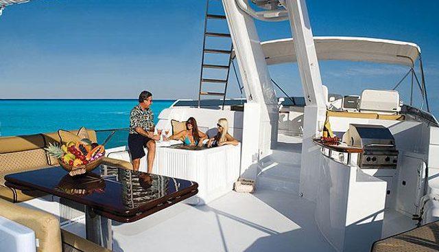 Sans Souci Charter Yacht - 4