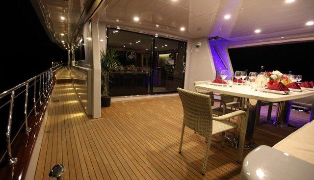 Simay F Charter Yacht - 4