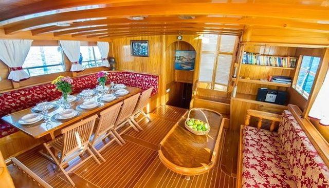 Kaya Gunery II Charter Yacht - 6