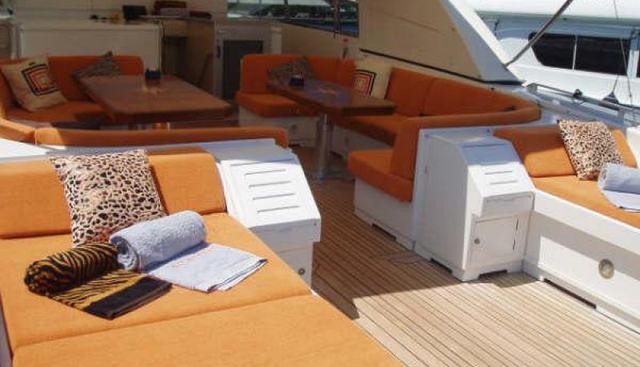 Atlantis Charter Yacht - 5