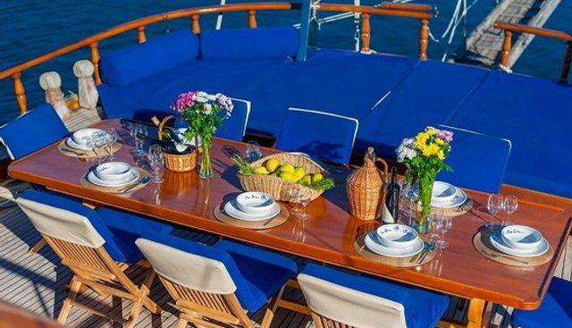 Kaya Gunery II Charter Yacht - 5