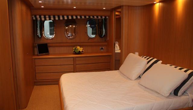 Lionheart Delta Charter Yacht - 5