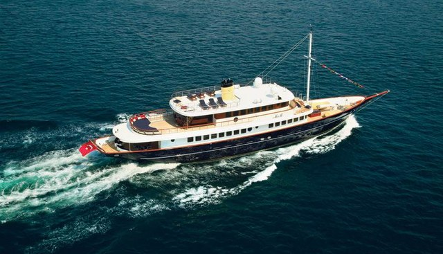 Fly Me To The Moon Charter Yacht