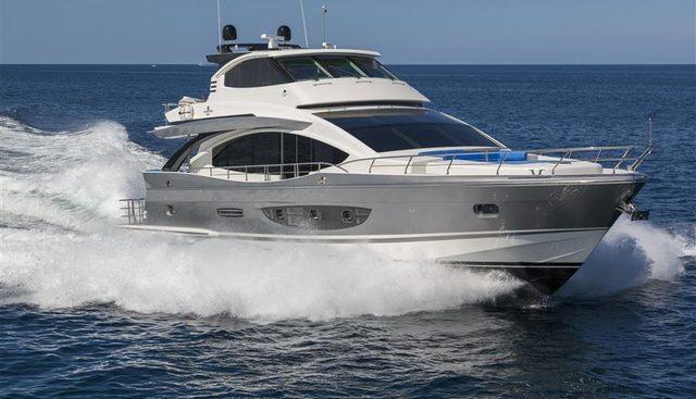 HAMPTON 830 Charter Yacht - 2
