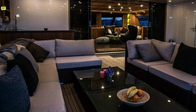 Mashua Bluu Charter Yacht - 5