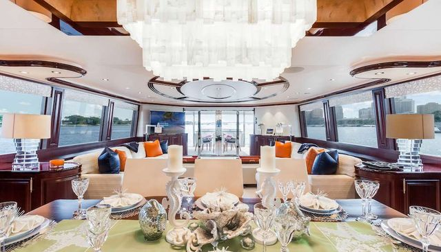 Our Heritage Charter Yacht - 7