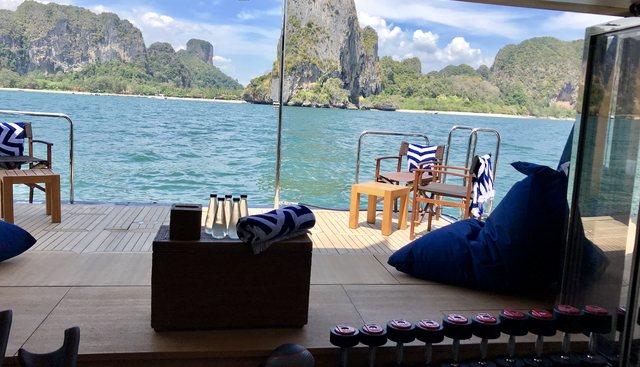 Lady Azul Charter Yacht - 7