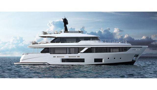 Navetta 30 Project /02 Charter Yacht
