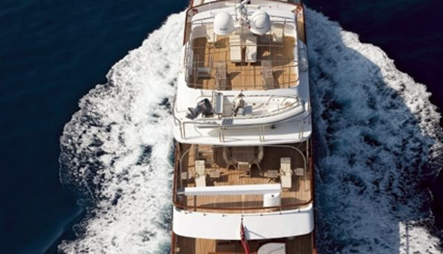 Lady Aida Charter Yacht - 5