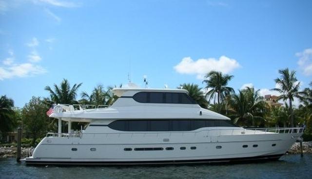 Sea La Vie Charter Yacht