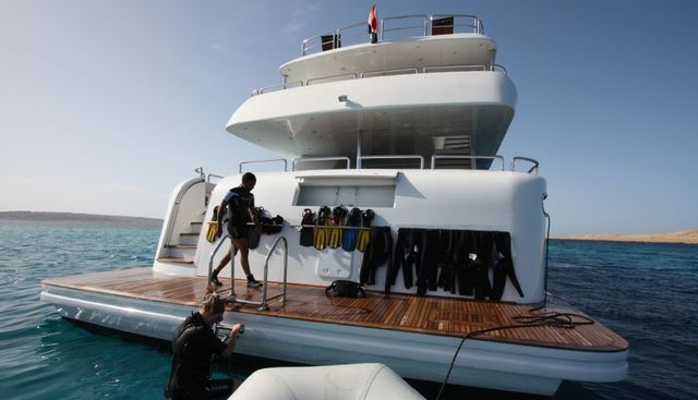 Seven Spices Charter Yacht - 5