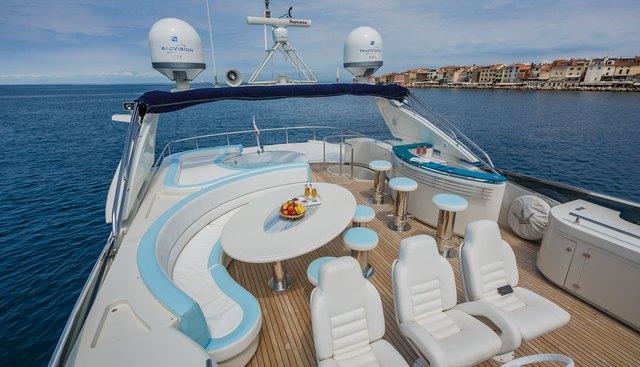 Vellmari Charter Yacht - 2