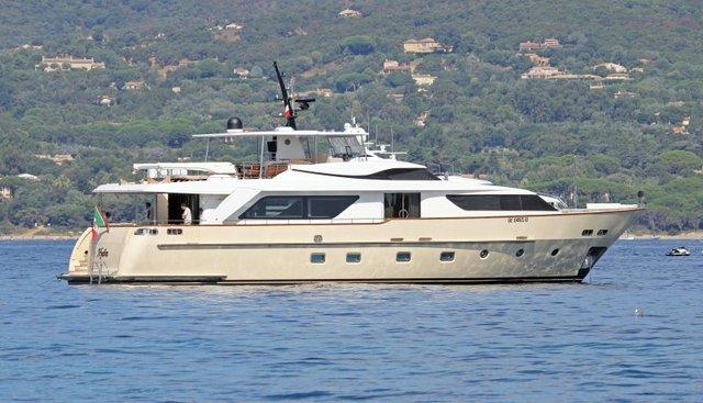 Hydra Charter Yacht