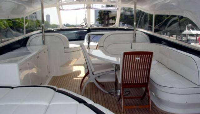 Temptation Delta Charter Yacht - 8