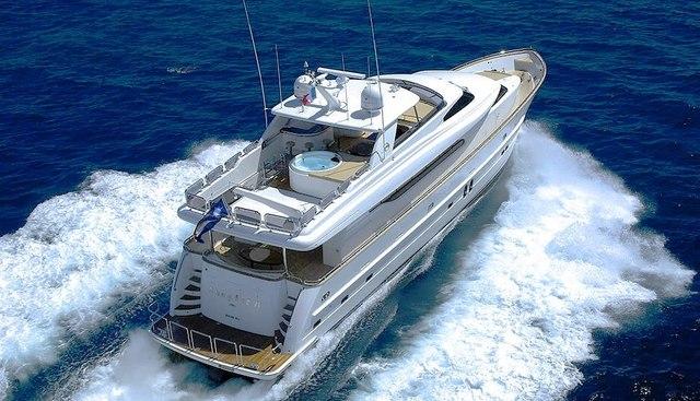 Annabel II Charter Yacht - 4